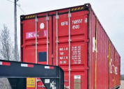 Shipping container thornton
