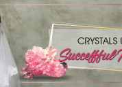 Buy crystals that will help for your successful ma