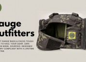 Avail quality built american sourced range bags