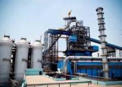 Rolling plant / sponge iron & power plant integrat
