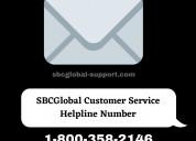 Sbcglobal customer service helpline number 1(800)3