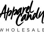 Apparel candy /wholesale us based company