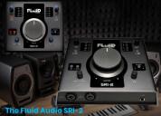 Fluid audio sri -2 audio interface