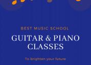 Top music schools in san jose for guitar classes