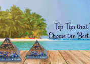 Top tips that help you choose the best orgonite