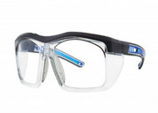 Safety prescription glasses