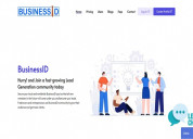 Join businessid.world a community of leads exchang