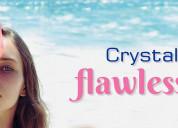Buy crystal for flawless skin