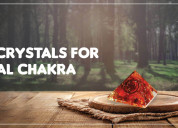 Know about best crystals for sacral chakra