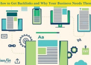 How to get backlinks and why your business needs t
