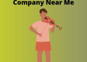 Music promotion company near me