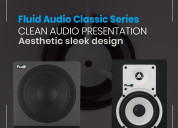 Fluid audio classic series