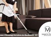 Premium home cleaning services in rochester ny