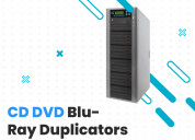 Creator and innovator of cd dvd duplicators