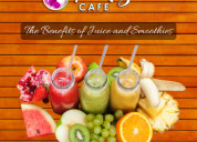 The benefits of juice and smoothies - pink beet ca