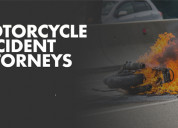 Motorcycle accident injury attorney los angeles