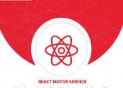 React native app development | x-byte enterprise s