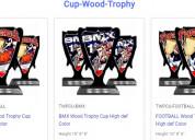 Best wooden trophies