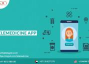 Telemedicine app development services in boston