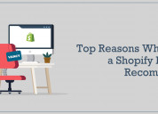 Top reasons why hiring a shopify expert is recomme