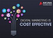 Why digital marketing is cost effective