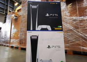 Get your new sony playstation 5