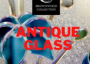 Choose the best unique antique glass from brownwoo
