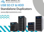 Usb series standalone usb duplicators