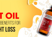 Know about many benefits of mct oil for weight los
