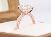 Diamond jewelry, gemstones and engagement rings in boston