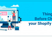 Things to do before changing your shopify theme