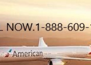 American airlines reservation number 1-888-609-101