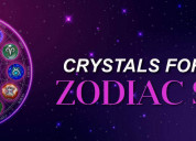 Try these crystals for your zodiac sign