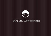 International container depot | container types