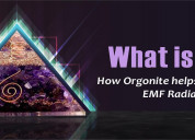 Get protected from emf radiation by using orgonite