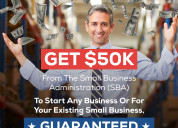 Get funding from the sba, credit scores over 550