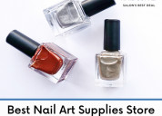 Best nail art supplies store | sam's nail supply