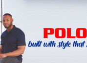 Polos built with style that suits you