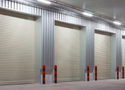 Best commercial roll up door repair services