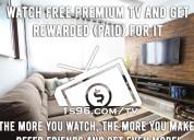 Free streaming tv ~ pays $$$ u to watch