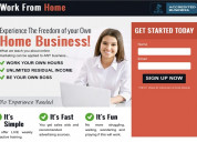 Work from home and affiliate marketing training co