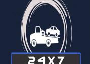 Banier 24/7 tow truck denver co - towing service