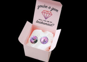 Get upto 40% discount on custom jewelry packaging