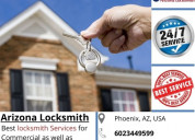 For trusted locksmiths in scottsdale - 6023449599