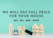 Pay full price for your house