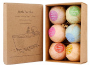Get upto 40% discount bath bomb boxes