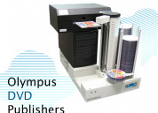 Olympus series cd dvd blu-ray publishers