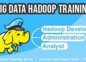 Learn big data with hadoop