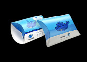 Get 40% discount on custom pillow boxes packaging