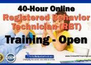 40 hour rbt training